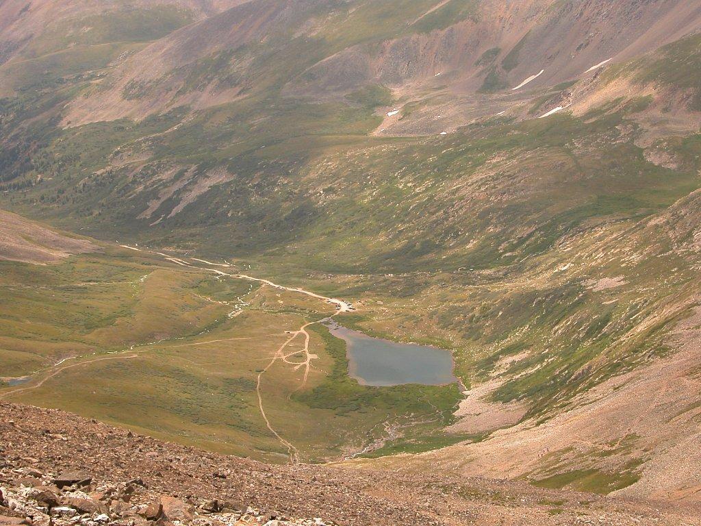 Mount Cameron (14,238 feet)