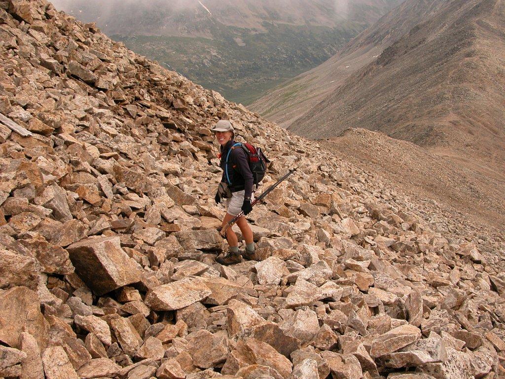 Mount Democrat (14,148 feet)