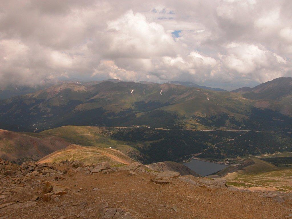 Mount Lincoln (14,286 feet)