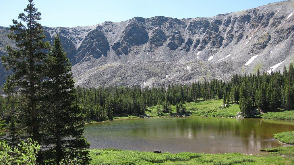 Ptarmigan Lake Colorado
