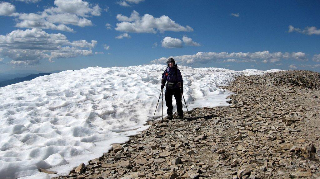 Mount Sherman (14,036 feet)